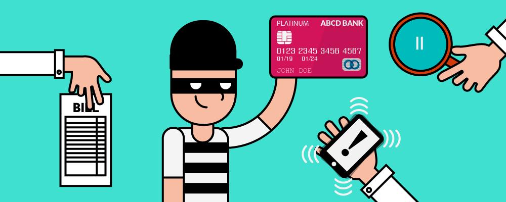 Nạn ăn cắp thẻ tín dụng