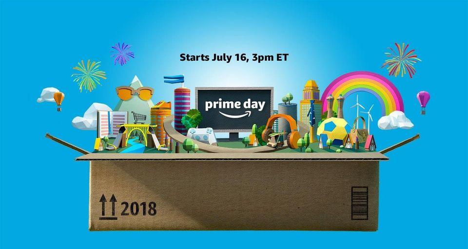 Ưu đãi Mùa Prime Day Amazon tại HTS