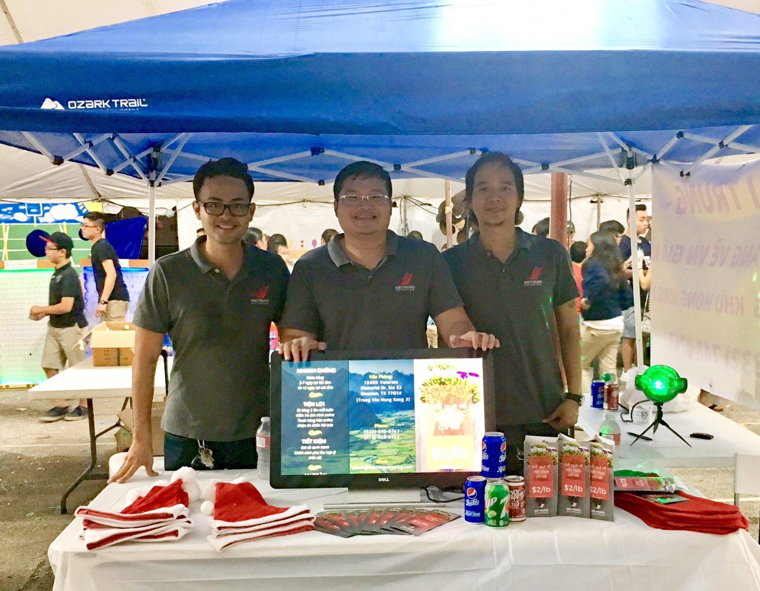 Tản Mạn Hội Chợ Nhà Thờ La Vang 2017