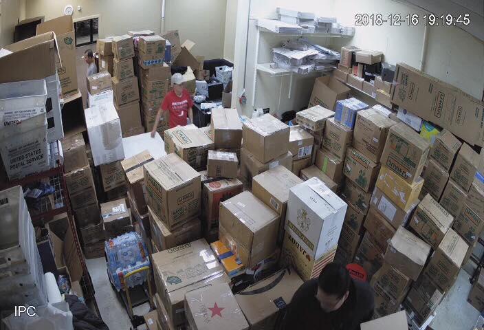 HTS và dấu mốc 2,5 tấn hàng/ngày