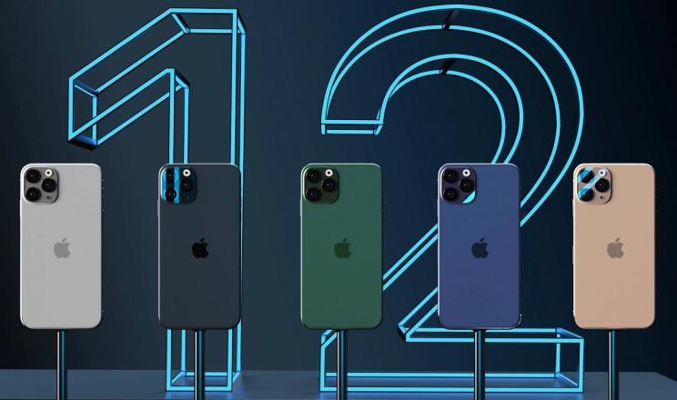 Những ấn tượng đầu tiên về iphone 12