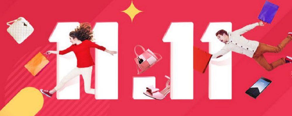 Single's day 11.11, mua sắm thỏa thích cùng HTS